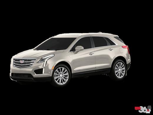 Cadillac XT5 AWD 1SD 2017
