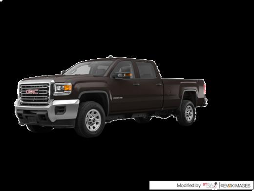 GMC SIERRA 2500 CREW 4X4 3SA 2018