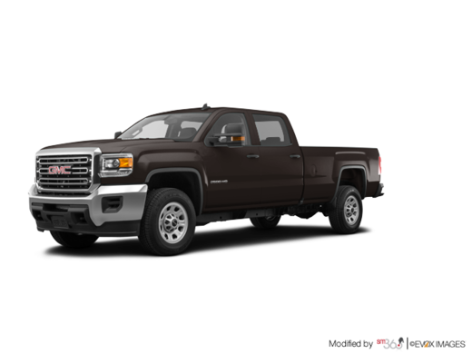 GMC SIERRA 2500 CREW 4X4 SLE 2018