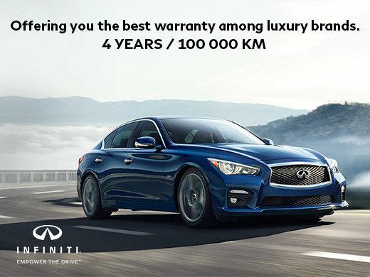 Best Warranty Among Luxury Brands