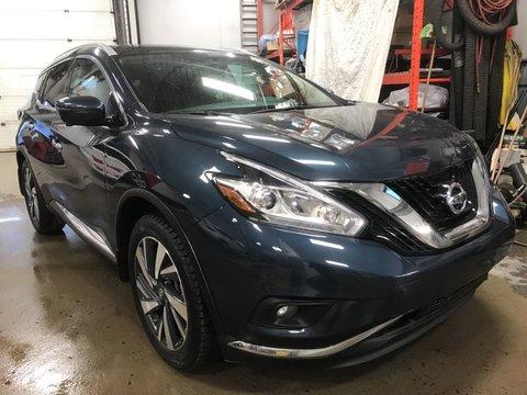 Nissan Murano AWD*PLATINUM*GPS*TOIT*CUIR*MAG* 2017