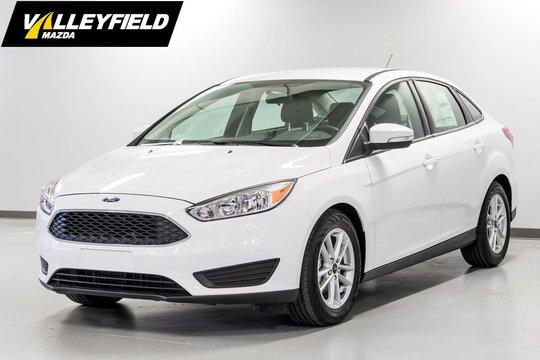 2016 Ford Focus SE Véhicule neuf à pris d'occasion!