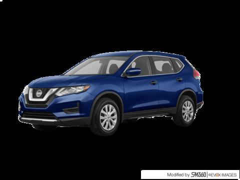 Nissan Rogue FWD S 2019