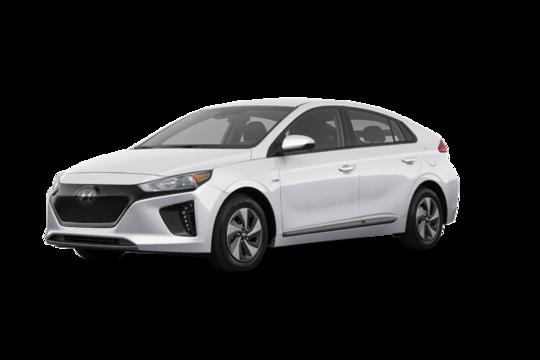 <span>2017 Hyundai</span> IONIQ electric SE CCP