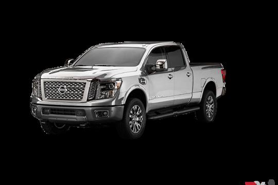 2017 Nissan Titan XD Diesel PLATINUM