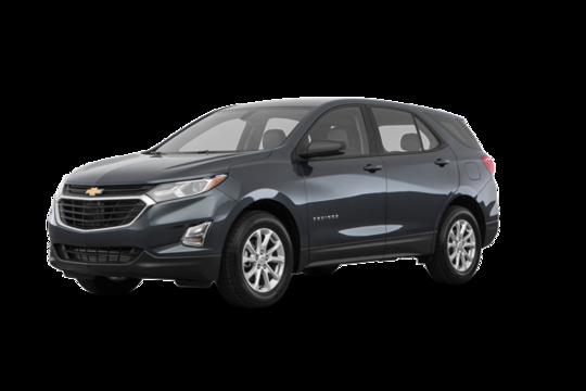 New 2018 Chevrolet Equinox Ls Near Kitchener Amp Waterloo