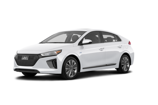 <span>2018 Hyundai</span> Ioniq Hybrid LIMITED/TECH