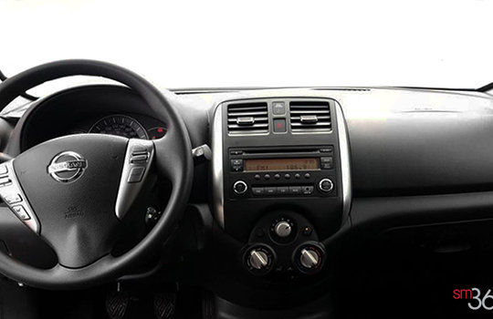 2018 Nissan Micra SR
