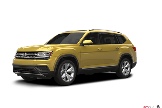 2018 Volkswagen Atlas TRENDLINE - Starting at $38,220 ...