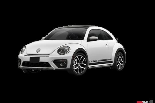 2018 Volkswagen Beetle DUNE