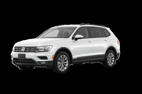 2018 Volkswagen Tiguan TRENDLINE