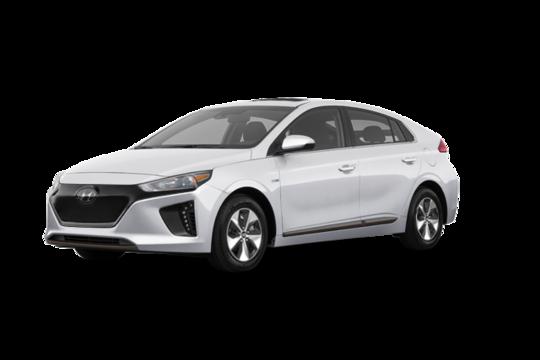 <span>2018 Hyundai</span> IONIQ electric LIMITED