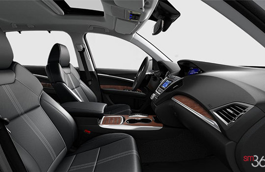 New 2019 Acura Mdx Elite 6 Passenger Near Montreal Acura