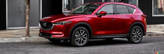 Le nouveau Mazda CX-5 2017, encore meilleur qu'avant!