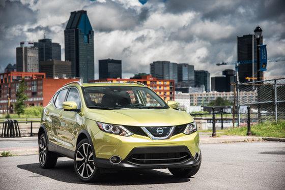 Nissan Qashqai 2018 : vous l'apprécierez rapidement
