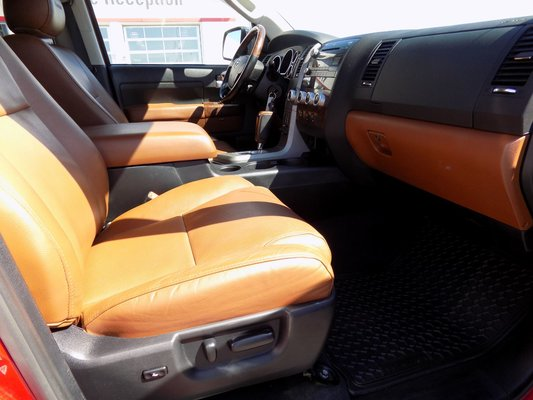 Used 2011 Toyota Tundra Limited Leather interior in Grand Falls