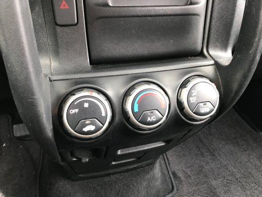 Honda CR-V EX 2005 BAS KM (13/18)