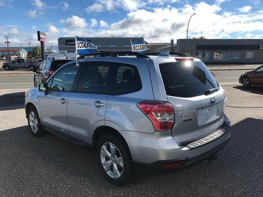 Subaru Forester I Convenience 2016 awd (2/14)