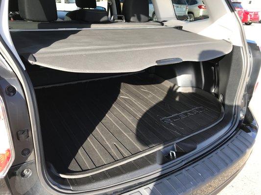 Subaru Forester I Convenience 2016 AWD (10/14)