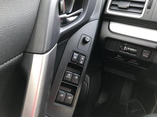 Subaru Forester XT Touring 2016 AWD (16/17)
