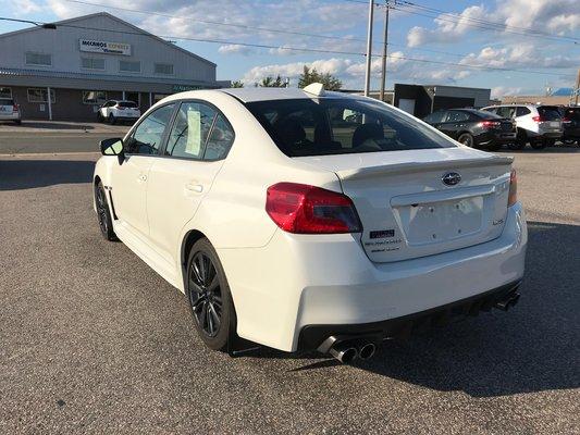 Subaru WRX SPORT 2017 AWD (2/15)