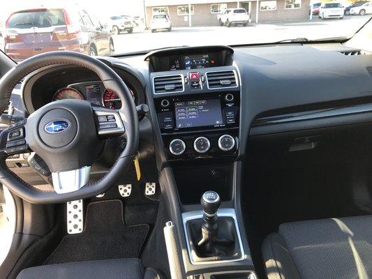 Subaru WRX SPORT 2017 AWD (9/15)