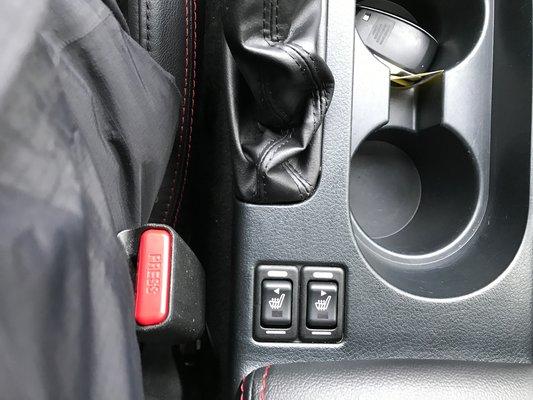 Subaru WRX Sport-tech 2018 AWD (12/16)