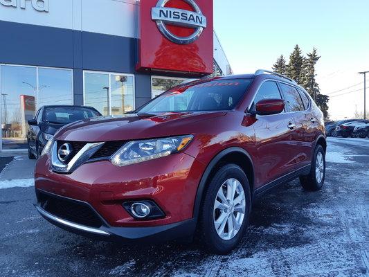 2016 Nissan Rogue SV*AWD*JAMAIS ACCIDENTÉ*BLUETOOTH