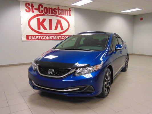 Honda Civic Sdn EX***SEULEMENT 16 500 KM*** 2013