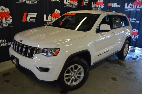 Jeep Grand Cherokee LAREDO BAS KILOMÉTRAGE CAMÉRA DE RECUL 2018