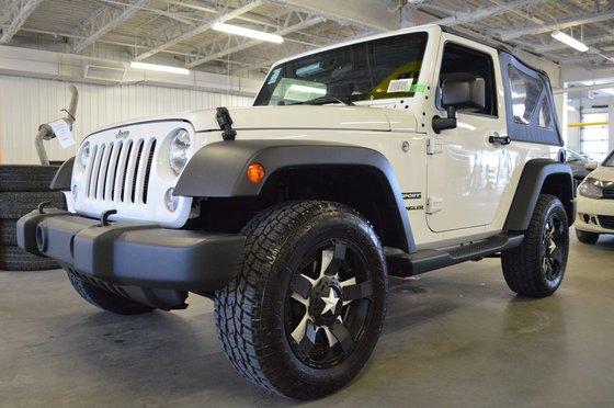 Jeep Wrangler SPORT ROUES ROCKSTAR CLIMATISATION 2017