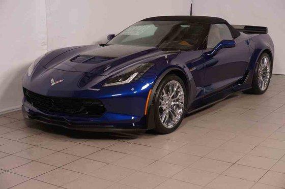 new 2017 chevrolet corvette z06 3lz gtr admiral blue 125135 0 440 chevrolet laval 171145. Black Bedroom Furniture Sets. Home Design Ideas