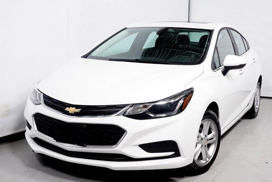2017 Chevrolet Cruze LT 2LT TOIT CAMERA DEMARREUR BOSE
