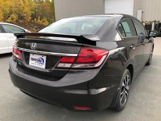 2014 Honda Civic Sedan EX (13/15)