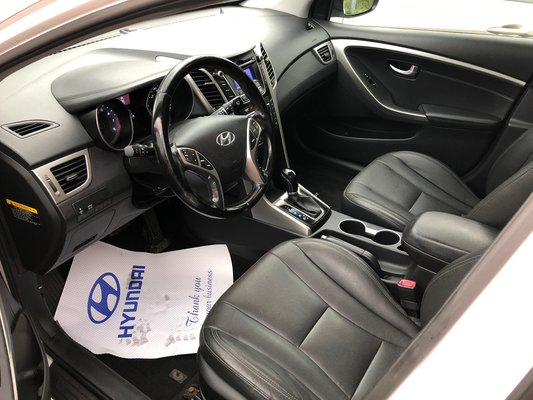 2013 Hyundai Elantra GT SE (5/10)