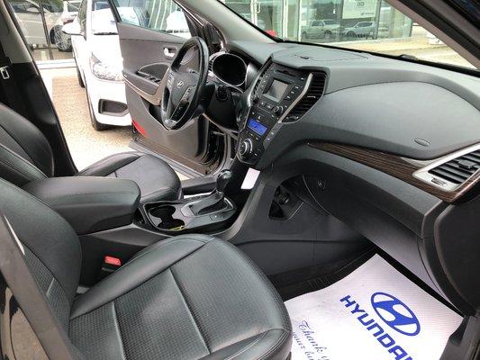 2014 Hyundai Santa Fe Sport 2.0T  SE (4/13)