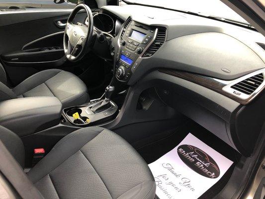 2014 Hyundai Santa Fe Sport Premium AWD 2.0T (16/16)