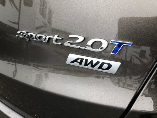 2014 Hyundai Santa Fe Sport Premium 2.0T (11/12)