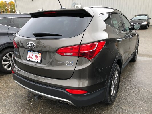 2014 Hyundai Santa Fe Sport Premium 2.0T (2/12)