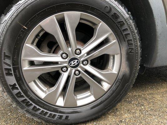 2014 Hyundai Santa Fe Sport Premium 2.0T (12/12)