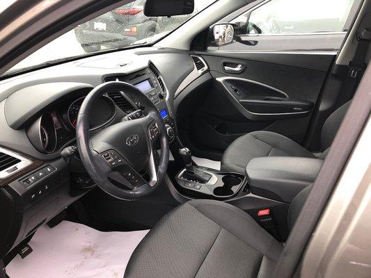 2015 Hyundai Santa Fe Sport Premium AWD (6/13)