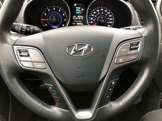 2016 Hyundai Santa Fe Sport Limited (5/14)