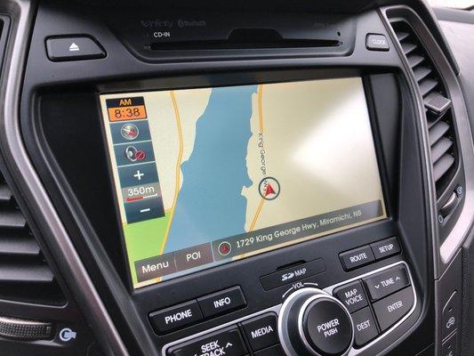 2016 Hyundai Santa Fe Sport Limited (9/14)