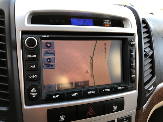 2009 Hyundai Santa Fe Limited (8/13)