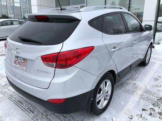 2011 Hyundai Tucson GLS (2/6)
