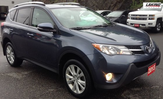 2013 Toyota RAV4 Limited AWD NAVIGATION LEATHER HEATED SEATS