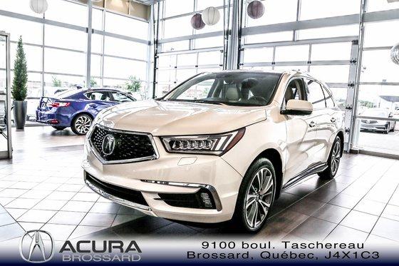Acura MDX Elite Pkg 2017