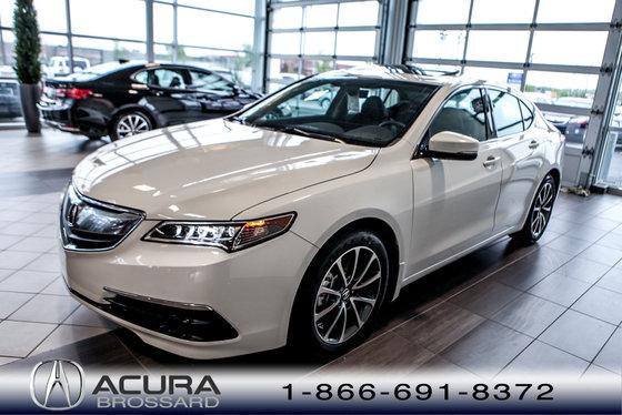 2016 Acura TLX V6 Tech