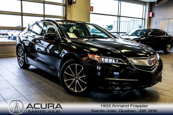 Acura TLX 3.5L V6 TECH SH-AWD 2017