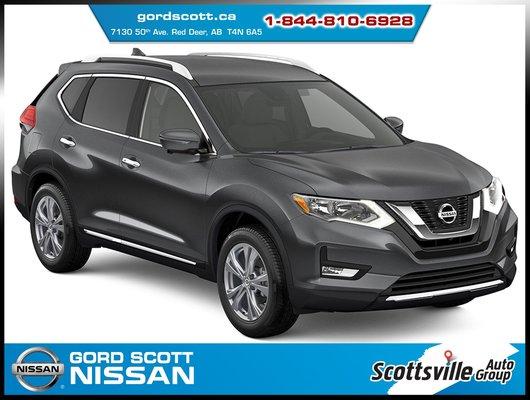 2018 Nissan Rogue SL AWD Platinum